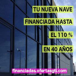 TU NAVE FINANCIADAD HASTA EL 110% EN 40 AÑOS