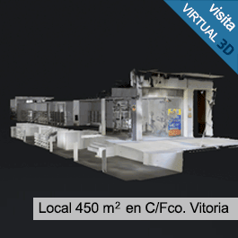 Local Comercial Francisco Vitoria