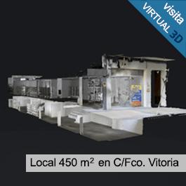 Local Comercial Francisco Vitoria