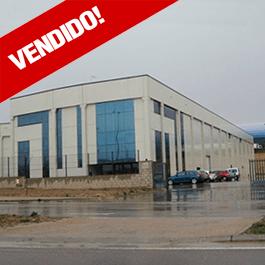 GTI Zaragoza: Nave Vendida