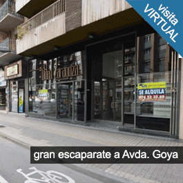 GTI Zaragoza: Local Avda Goya