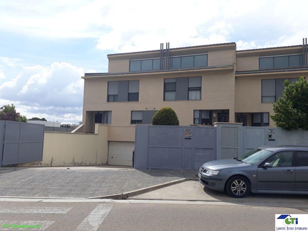 GTI Zaragoza :: casa en venta en Cuarte de Huerva