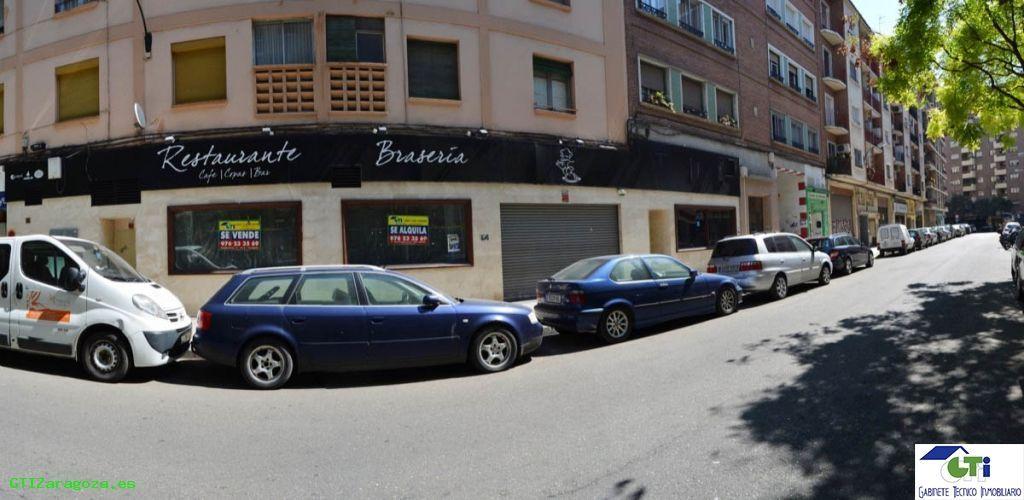 Gti zaragoza local comercial en lorenzo pardo - Locales comerciales zaragoza ...