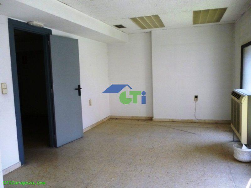 Gti zaragoza oficinas venta y alquiler plaza roma for Oficina alquiler zaragoza