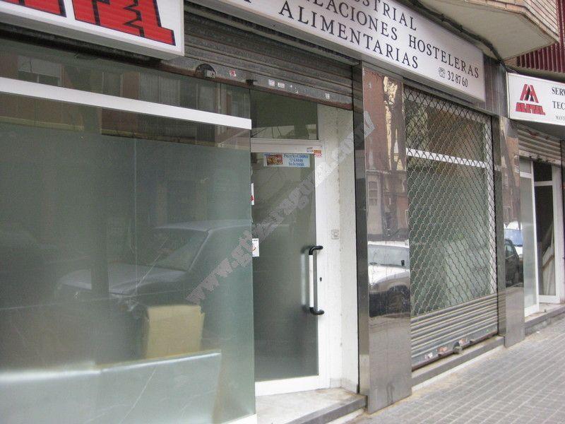 Gti zaragoza local comercial en alquiler o venta - Locales comerciales zaragoza ...