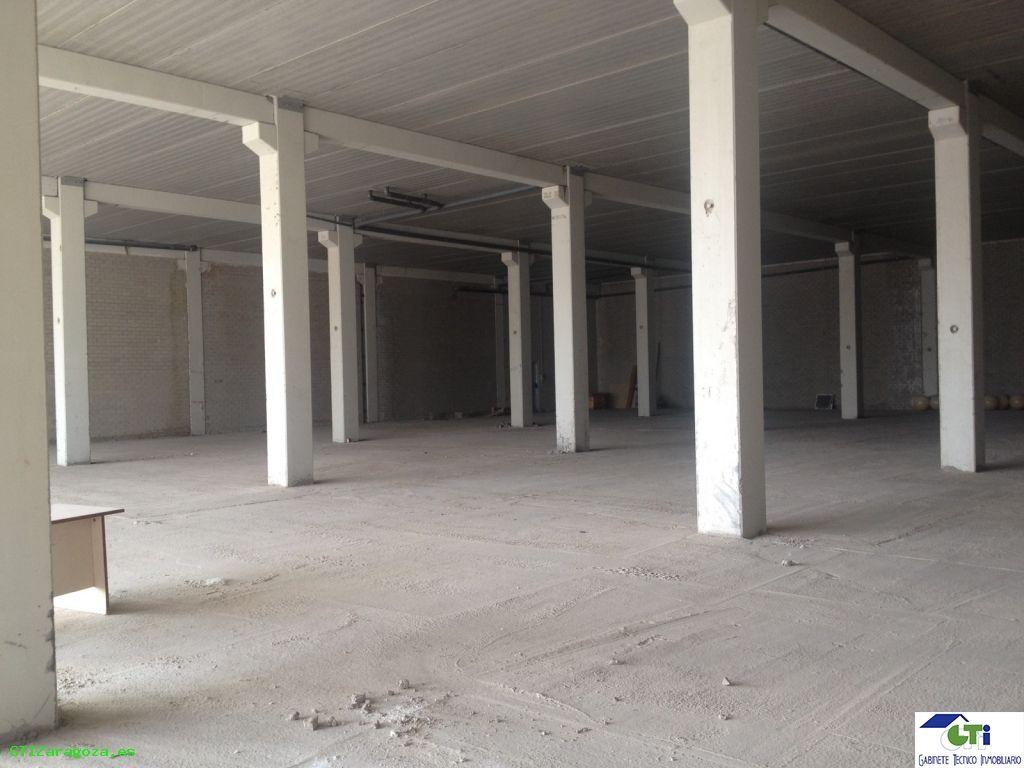 Gti zaragoza local comercial industrial en miralbueno - Locales comerciales zaragoza ...