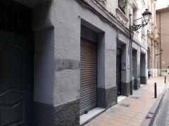 GTI Zaragoza: LOCAL COMERCIAL EN DOCTOR PALOMAR