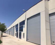 GTI Zaragoza: NAVE CON INST. ELÉCTRICA Y ALUMBRADO