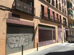 GTI Zaragoza: OFICINAS VENTA CONDE ARANDA PZA PORT