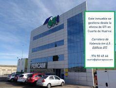GTI Zaragoza: NAVE INDUSTRIAL EN RENTABILIDAD EN P
